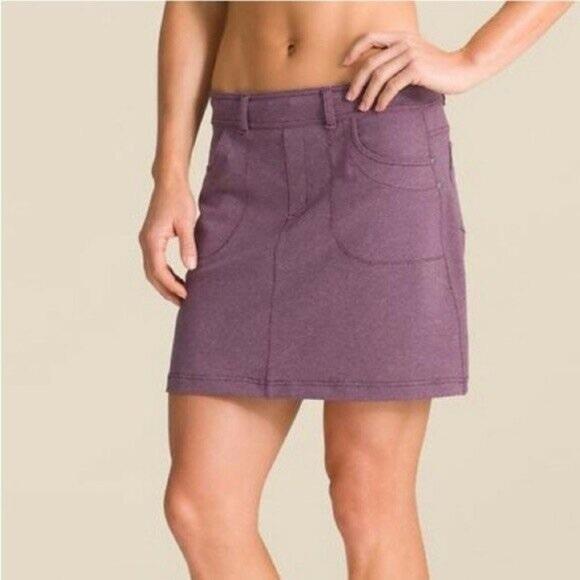 Athleta Heathered Pink/Purple Skort Athleisure S